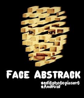 [ Tutorial Pics Art ] Membuat Efek Wajah Abstrak