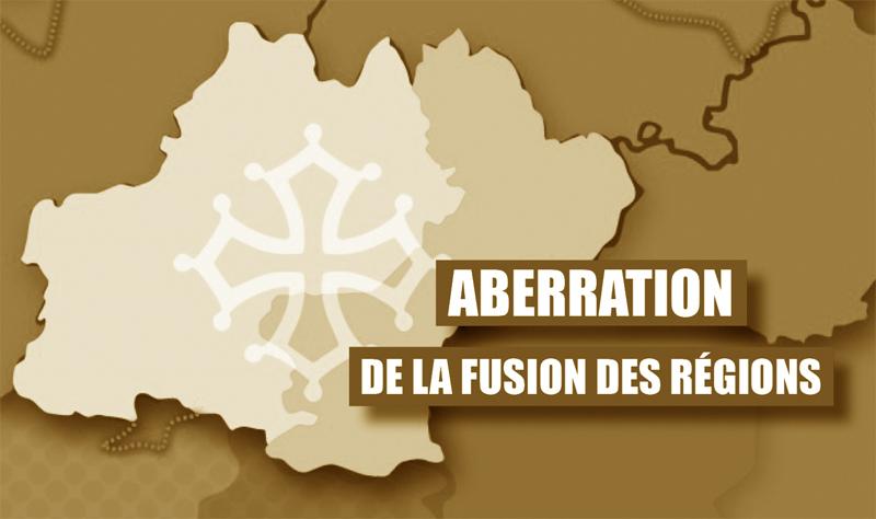 Fusion région Occitanie