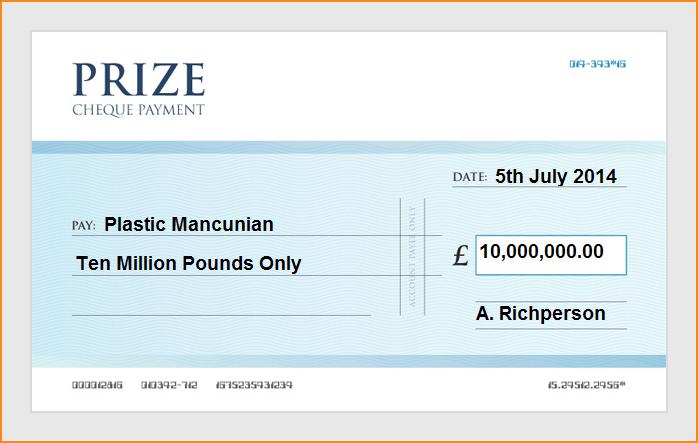 The Plastic Mancunian: July 2014