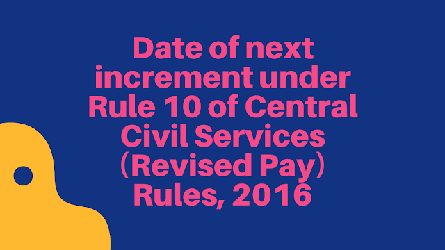 increment from 1 january