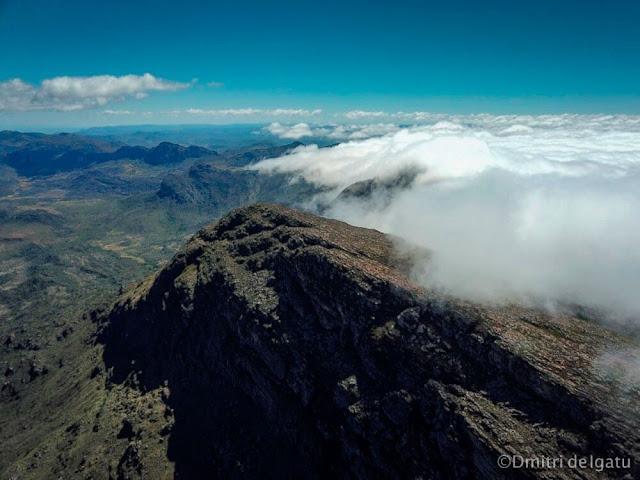 Pico do Barbado. (Foto: Dmitri de Igatu)