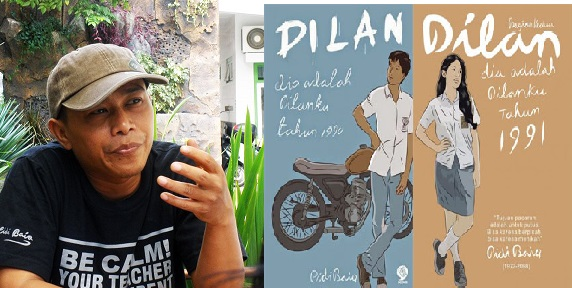 Novel Dilan Milea Pidi Baiq