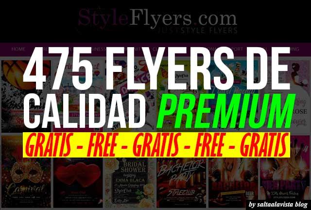 StyleFlyers: 475-Flyers-de-Calidad-Premium-Gratuitos-by-Saltaalavista-Blog