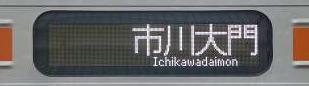 身延線 臨時 市川大門行き 313系(神明の花火大会に伴う運行)