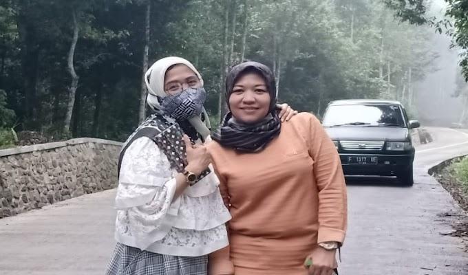 Lakukan Abdimas, Dua Dosen Cantik ini Mapping Potensi Wisata Desa di Sukabumi