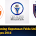 Live Streaming Keputusan Felda United Vs JDT 24 Ogos 2016