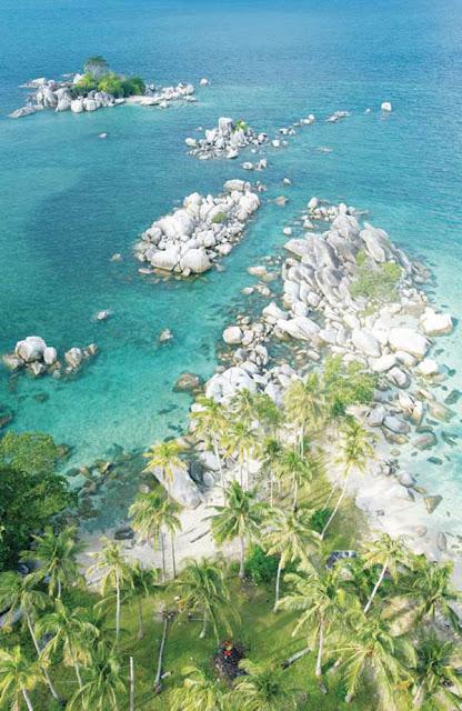 Laut Pulau Lengkuas