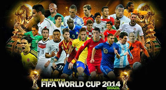 Fase Knock out Piala Dunia 2014