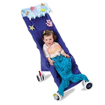 Littlest Mermaid Costume
