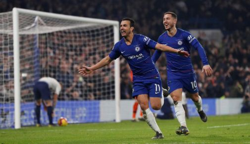 Chelsea vs Tottenham Hotspur 2-0 Video Gol & Highlights