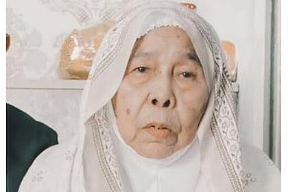 Umi Ainiyah Nyang Peudöng Dayah Putri Muslimat Samalanga Ka Neuwoe Bak Allah