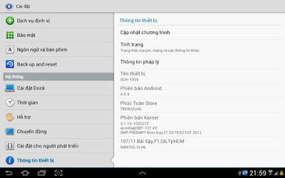 Tiếng Việt Smasung Tab T859 4.0.4 alt