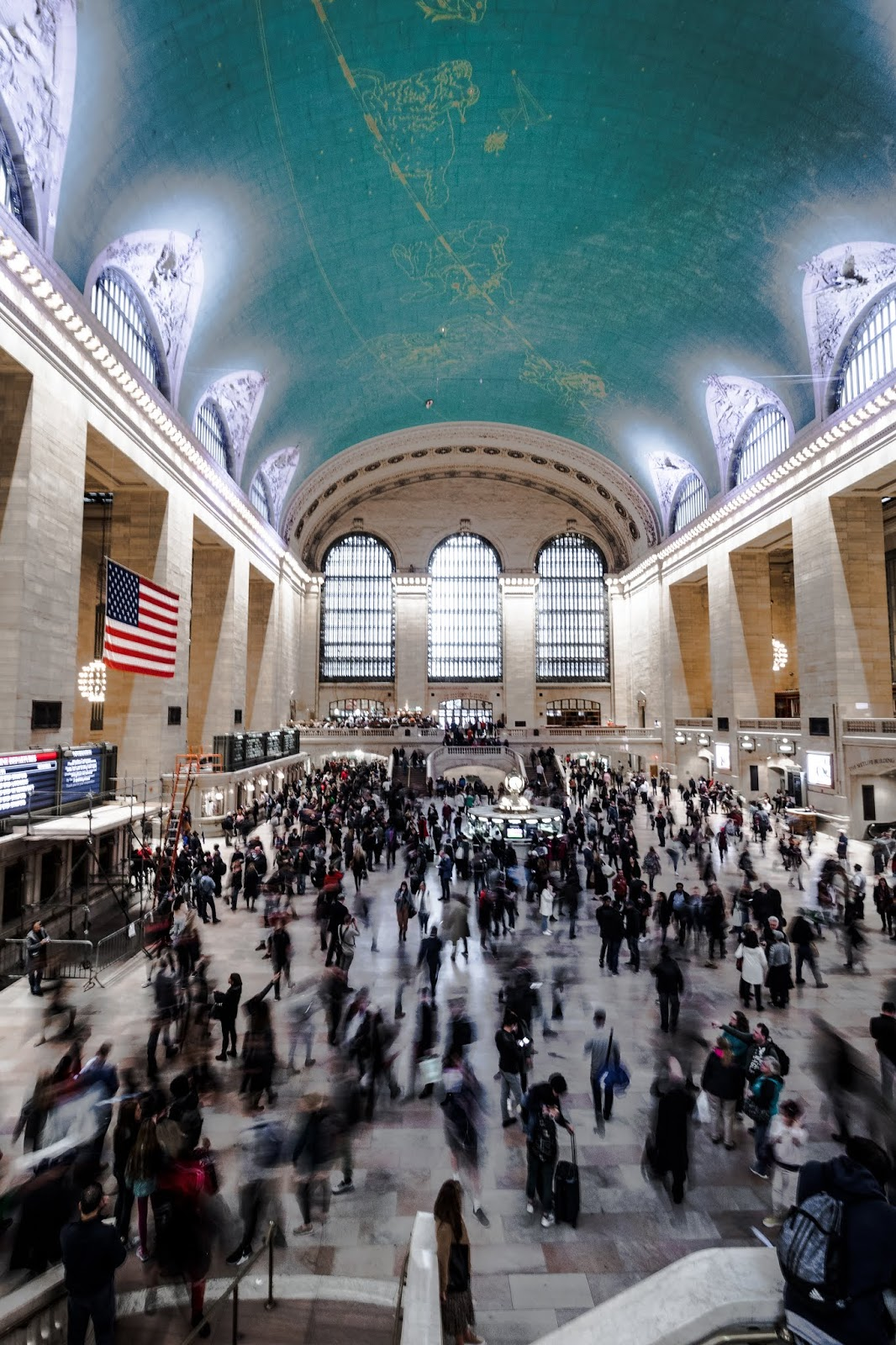 Grand central visite