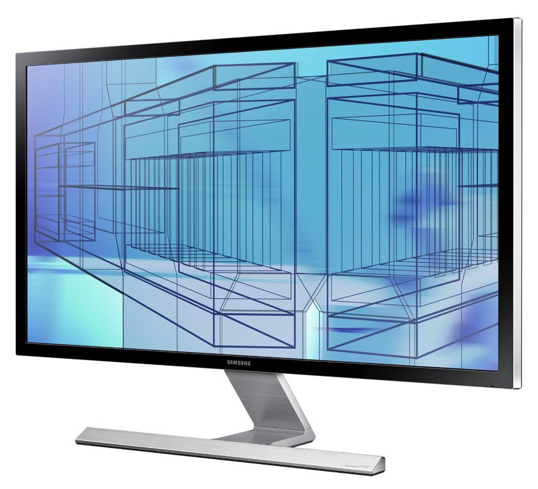 Monitor 4K - Samsung U28D590D