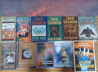 Castaneda könyvek
