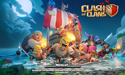 update terbaru clash of clans