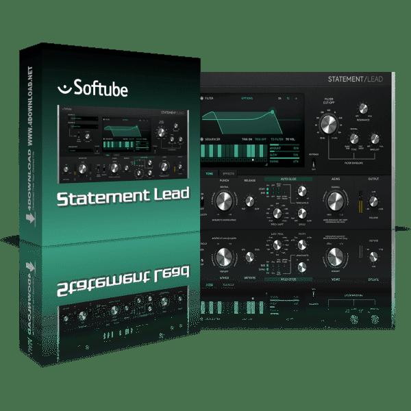 Softube Statement Lead v2.5.9 Full version
