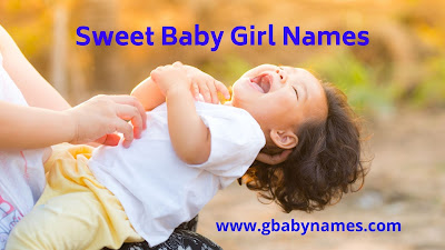 Sweet Baby Girl Names