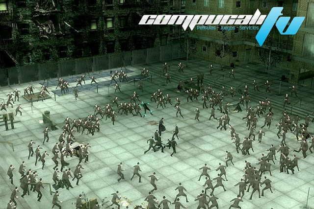 Enter The Matrix PC Full