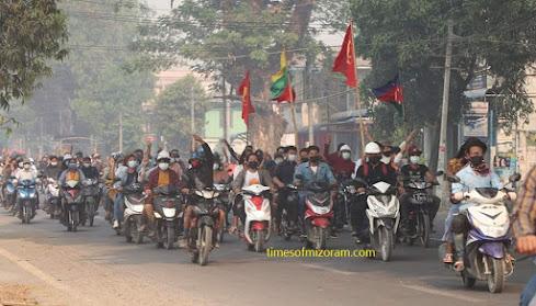 Myanmar Ram Buaina
