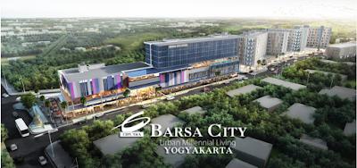 Hunian Nyaman Bersama Barsa City di Yogyakarta