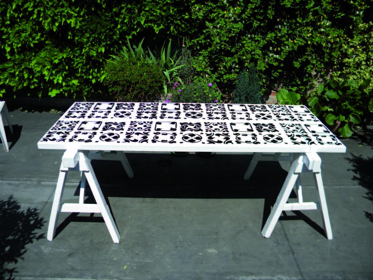 Come pitturare un tavolo di formica: come dipingere sulla plastica ...