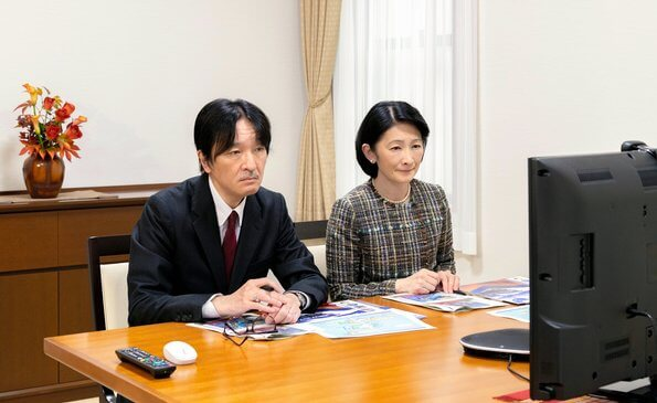 Kochi Core Center in Nankoku City. Japanese Princess Kako. Wedding date of Princess Mako and her boyfriend Kei Komuro was announced