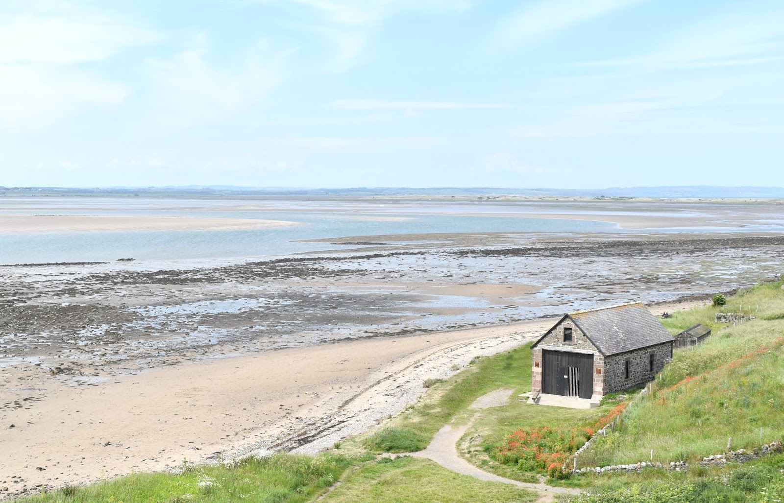 Holy Island of Lindisfarne - Views