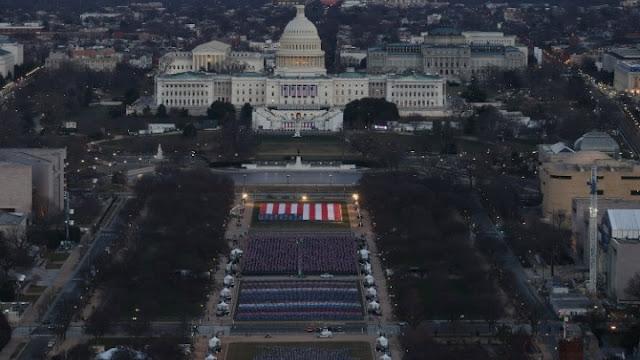 Ο Τζο Μπάιντεν ορκίζεται 46ος πρόεδρος των ΗΠΑ