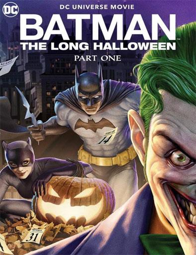 Pelicula Batman: El largo Halloween, Parte 1