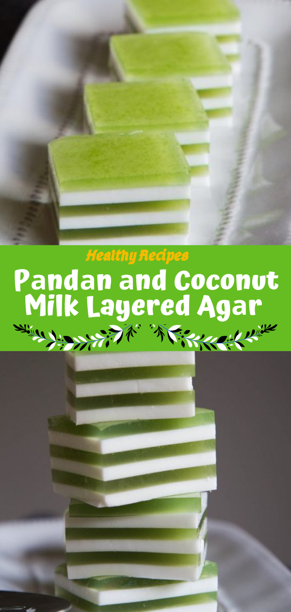 Healthy Recipes | Pаndаn аnd Coconut Milk Layered Agаr, Healthy Recipes For Weight Loss, Healthy Recipes Easy, Healthy Recipes Dinner, Healthy Recipes Pasta, Healthy Recipes On A Budget, Healthy Recipes Breakfast, Healthy Recipes For Picky Eaters, Healthy Recipes Desserts, Healthy Recipes Clean, Healthy Recipes Snacks, Healthy Recipes Low Carb, Healthy Recipes Meal Prep, Healthy Recipes Vegetarian, Healthy Recipes Lunch, Healthy Recipes For Kids, Healthy Recipes Crock Pot, Healthy Recipes Videos, Healthy Recipes Weightloss, Healthy Recipes Chicken, Healthy Recipes Heart, Healthy Recipes For One, Healthy Recipes For Diabetics, Healthy Recipes Smoothies, Healthy Recipes For Two, Healthy Recipes Simple, Healthy Recipes For Teens, Healthy Recipes Protein, Healthy Recipes Vegan, Healthy Recipes For Family, Healthy Recipes Salad, Healthy Recipes Cheap, Healthy Recipes Shrimp, Healthy Recipes Paleo, Healthy Recipes Delicious, Healthy Recipes Gluten Free, Healthy Recipes Keto, Healthy Recipes Soup, Healthy Recipes Beef, Healthy Recipes Fish, Healthy Recipes Quick, Healthy Recipes For College Students, Healthy Recipes Slow Cooker, Healthy Recipes With Calories, Healthy Recipes For Pregnancy, Healthy Recipes For 2, Healthy Recipes Wraps, Healthy Recipes Yummy, Healthy Recipes Super, Healthy Recipes Best, Healthy Recipes For The Week,  #healthyrecipes #recipes #food #appetizers #dinner #pandan #coconut #milk #layered #agar
