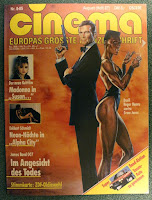 Cinema: Im Angesicht des Todes, Cover 1985