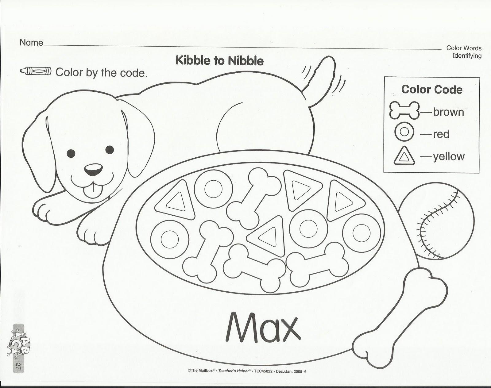Squish Preschool Ideas February