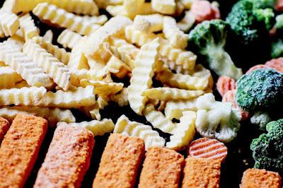analisis swot frozen food