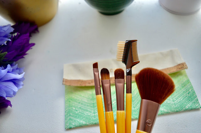 eco tools makeup brushes review