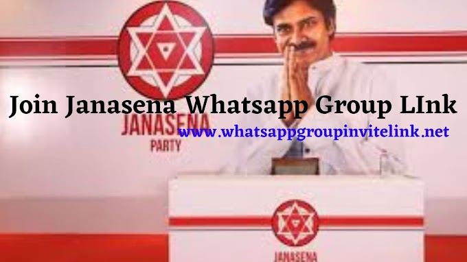 Join Best Janasena Whatsapp Group Link