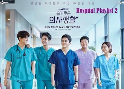 12 Daftar Nama Pemain Drama Korea Hospital Playlist Season 2 2021 Lengkap