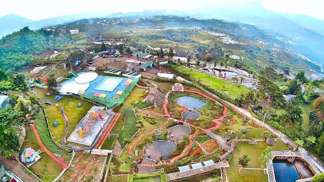 Nirvana Valley Resort Bogor Jawa Barat