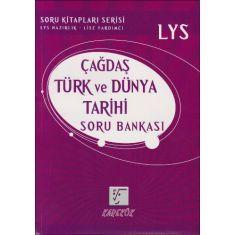 Karekök LYS Çağdaş Türk ve Dünya Tarihi Soru Bankası