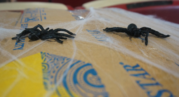 Halloween Horror Nights 9, Singapore,