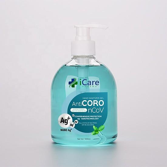 Gel rửa tay khô Anti Coro nCoV