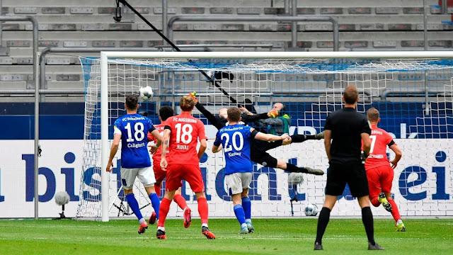 Schalke 04 - Augsburgo