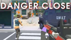 Danger Close MOD APK Android Best Multiplayer PVP Action Game
