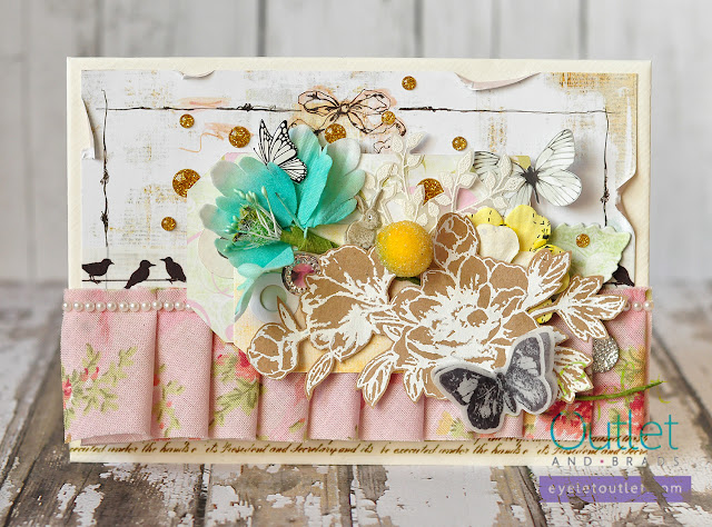 gift envelope | Eyelet Outlet DT @akonitt #by_marina_gridasova #envelope #giftenvelope #EyeletOutlet