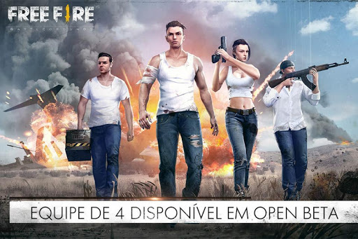 Free Fire - Battlegrounds APK OBB