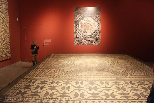 Rheinisches Landesmuseum Trier Roman Mosaics