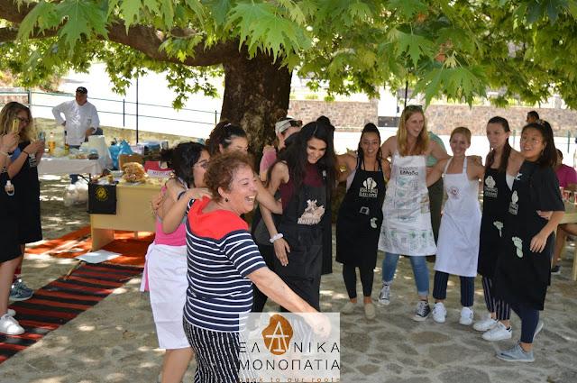 """""""Το πρώτο σπίτι του Ελληνικού φαγητού"""" έχει έδρα το Κεφαλόβρυσο Αργολίδας"""