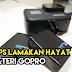 5 Tips Menjimatkan Hayat Bateri GoPro