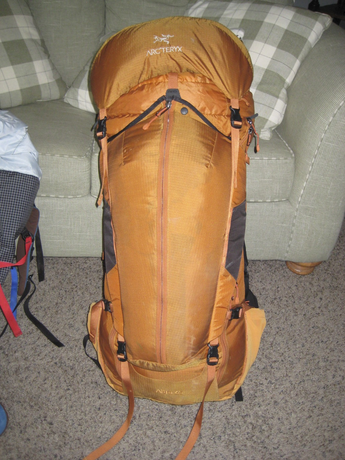9e67f888016 Gear:30: Arc'teryx Altra 65 Backpack Review