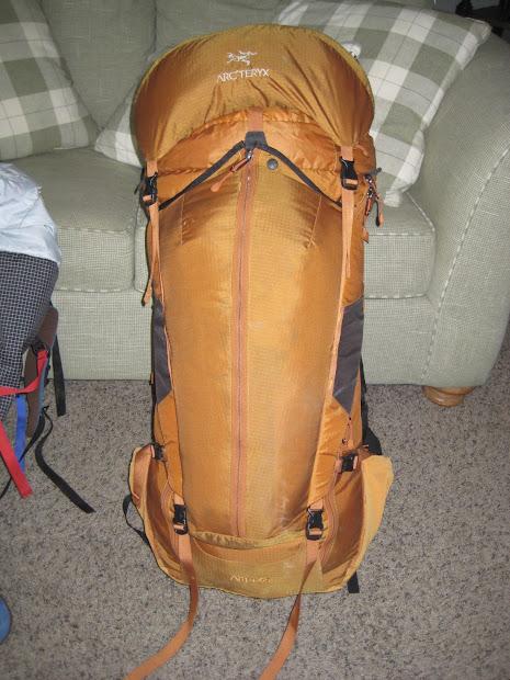 Arc Teryx Altra Sleeping Bag - Expert